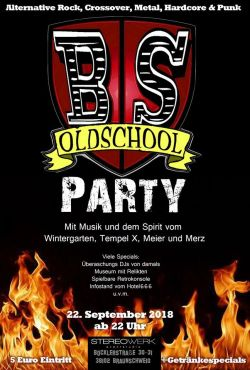 I. Oldschool Party